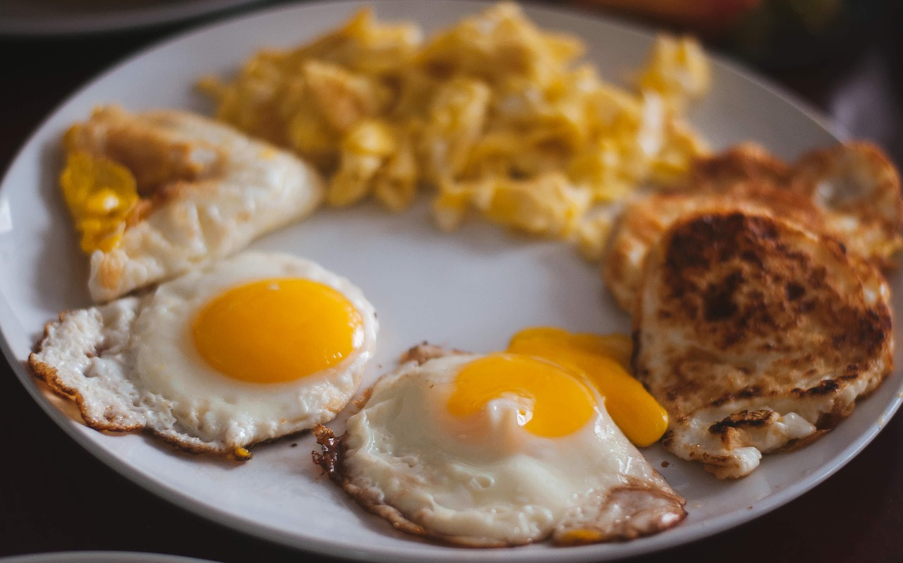 Can Dogs Eat Scrambled Eggs? - Healthy