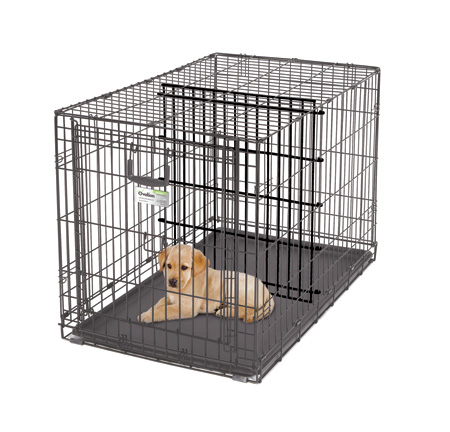 Dog Crate Smaller For A Puppy