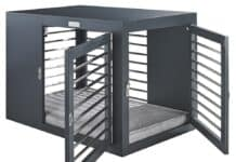 Heavy Duty Dog Crates for Separation Anxiety