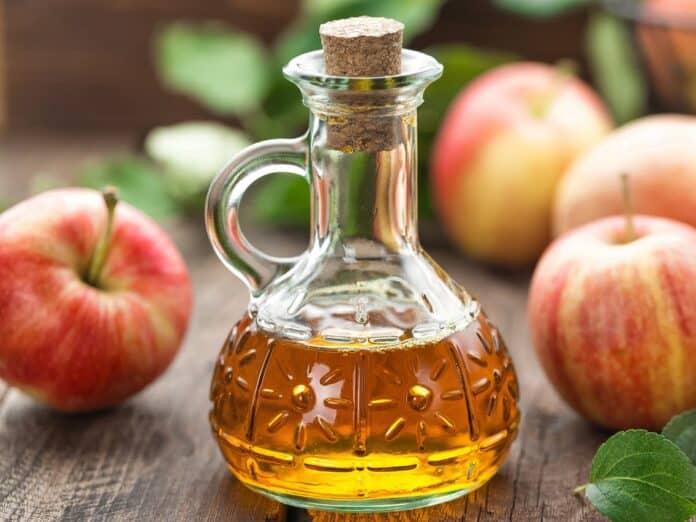 Apple Cider Vinegar to Remove Tartar from Dogs Teeth